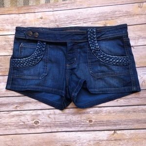 Frankie B Denim shorts Size 6